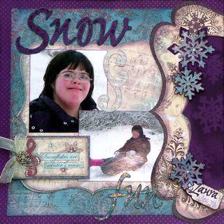 Snow Fun LO