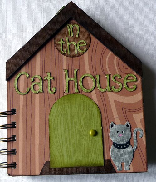 Cat House Cover