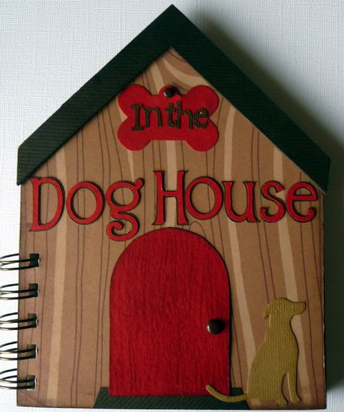 Dog House Front