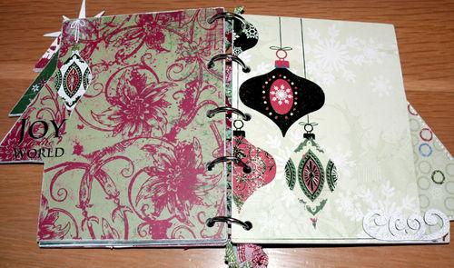 Christmas 2008 Book 4 & 5